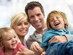 Tennessee family with life insurance